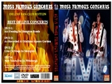 Elvis Live Concert On Tour DVD