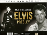 Elvis Presley - Music Legends 4 DVD