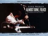 Elvis - Almost Done Folks 2 CD