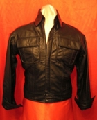Elvis Leather Jacket memorabilia